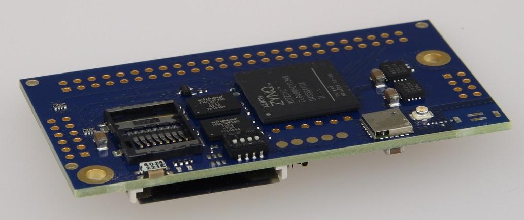 Обзор плат на SoC ARM+FPGA. Часть первая. Мир Xilinx - 48