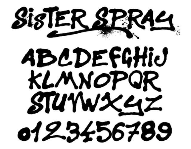 Великолепная подборка бесплатных шрифтов: лучшие из лучших - 49