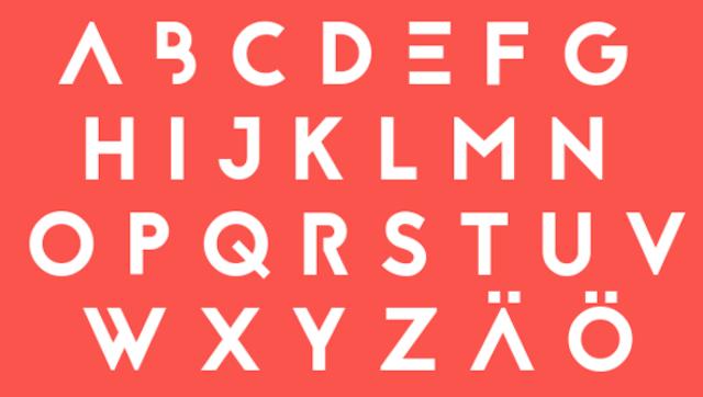 Великолепная подборка бесплатных шрифтов: лучшие из лучших - 52