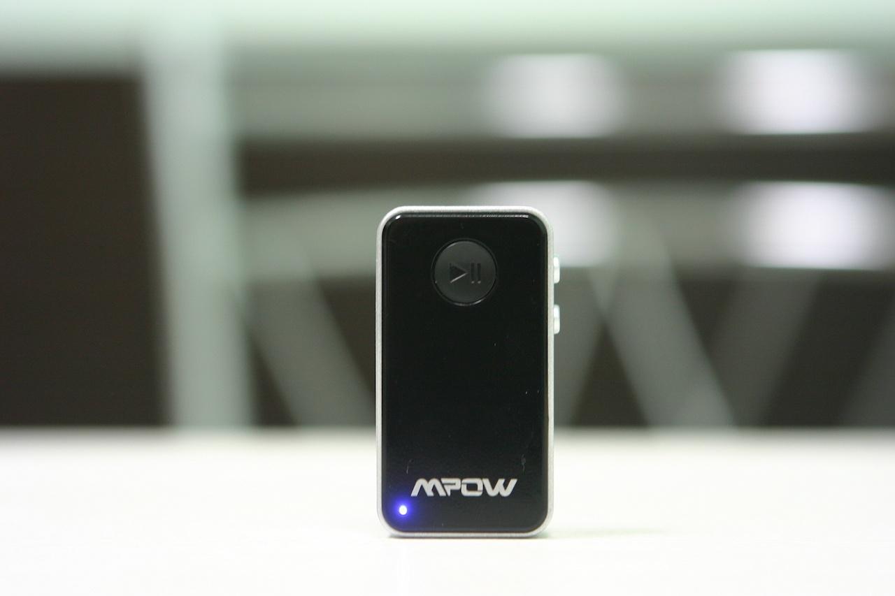 Bluetooth-ресивер Mpow — зачем превращать проводное в беспроводное - 1
