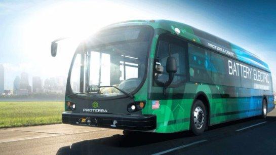 Электрический автобус Catalyst E2 Max поставил мировой рекорд
