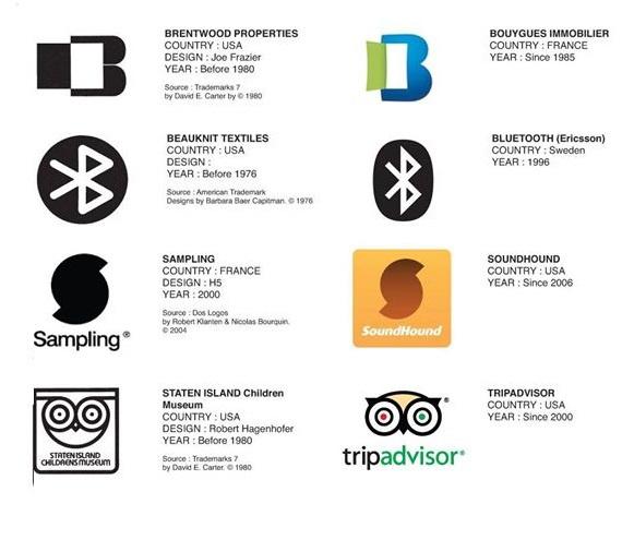 Хороший дизайнер копирует чужие логотипы, великий — крадёт - 41