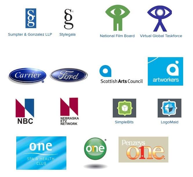 Хороший дизайнер копирует чужие логотипы, великий — крадёт - 66