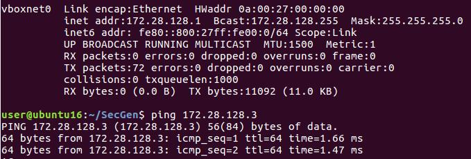 Создаем уязвимые виртуальные машины в два счета с SecGen - 13