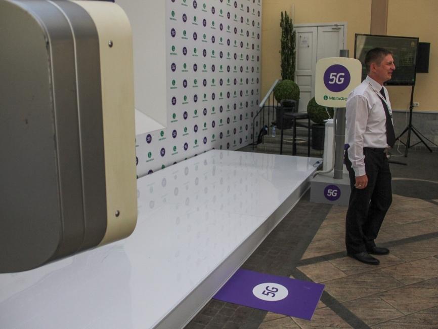 35 Гбит-с — как Megafon и Huawei поставили рекорд скорости 5G - 4