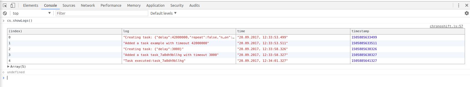 Диспетчер задач на и для Javascript - 2
