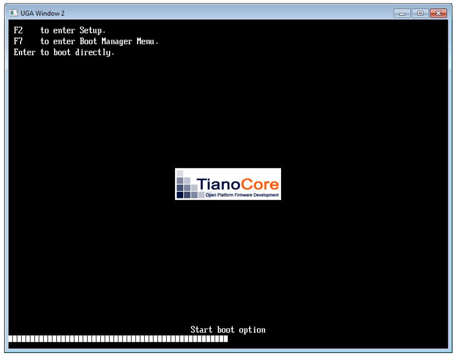 Пишем для UEFI BIOS в Visual Studio. Часть 2 – создаем свой первый драйвер и ускоряем отладку - 14