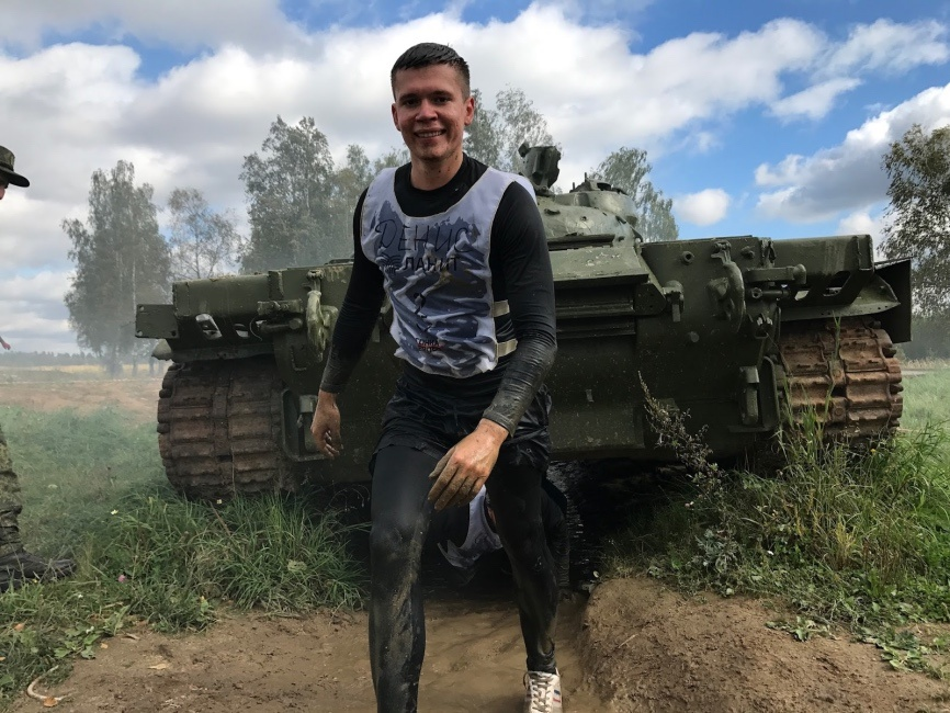 ИТ-чемпионат «Гонки Героев», или первый проект ЛАНИТ на военном полигоне «Алабино» - 14