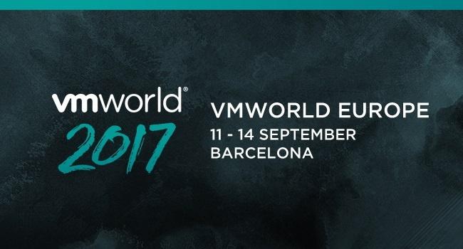 Конференция VMworld 2017 Europe. День 2, 3 - 1