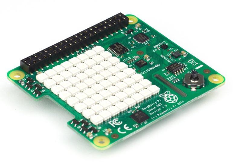 Кроссплатформенная разработка погодной станции для Raspberry Pi - 2
