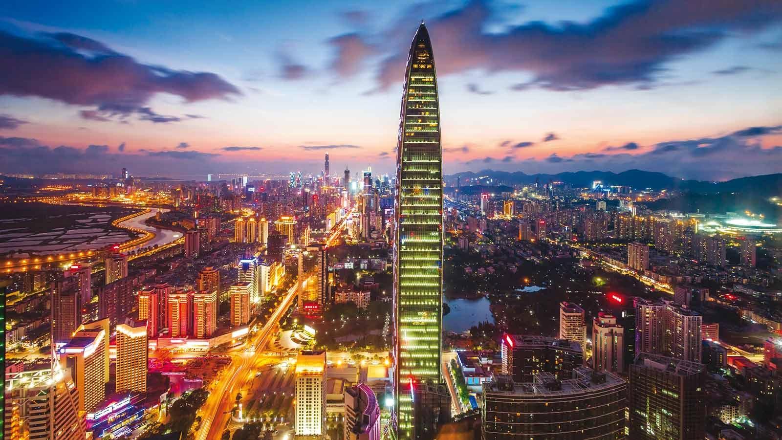 Шэньчжэнь: от 30-тысячного посёлка до 11-миллионного города будущего - 1