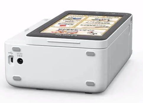 Мобильный принтер для открыток Epson Colorio PF-81 - 2