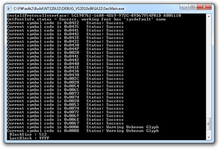 Пишем для UEFI BIOS в Visual Studio. Часть 3 — русифицируем Front Page - 11
