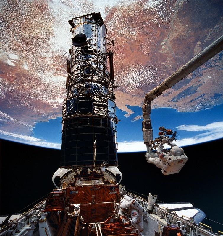 Прошлое и будущее обслуживания спутников - 14