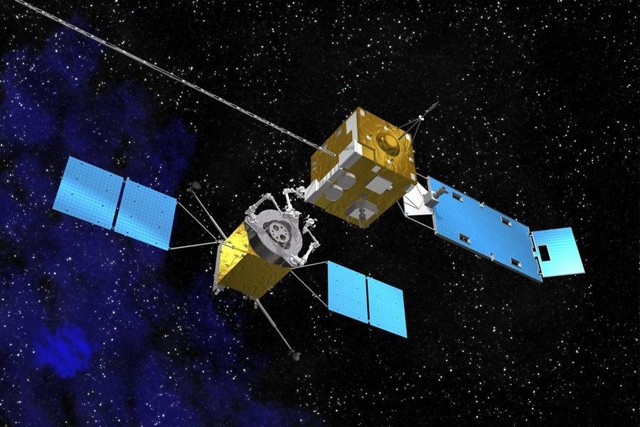 Прошлое и будущее обслуживания спутников - 21