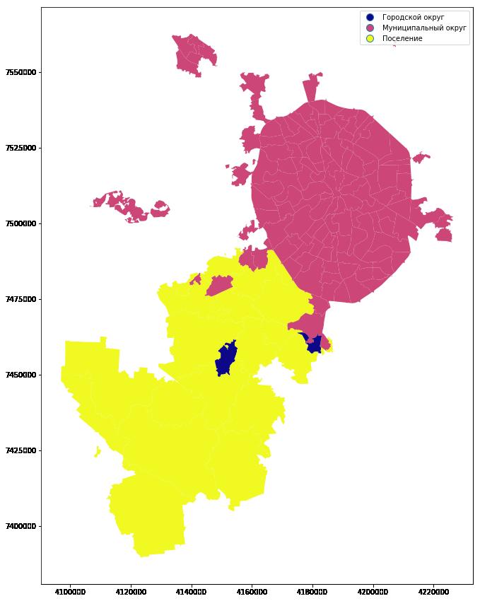 Визуализация результатов выборов в Москве на карте в Jupyter Notebook - 5