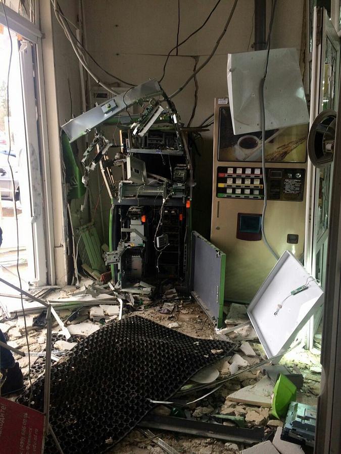 Как мы банкоматы от подрыва спасали - 2