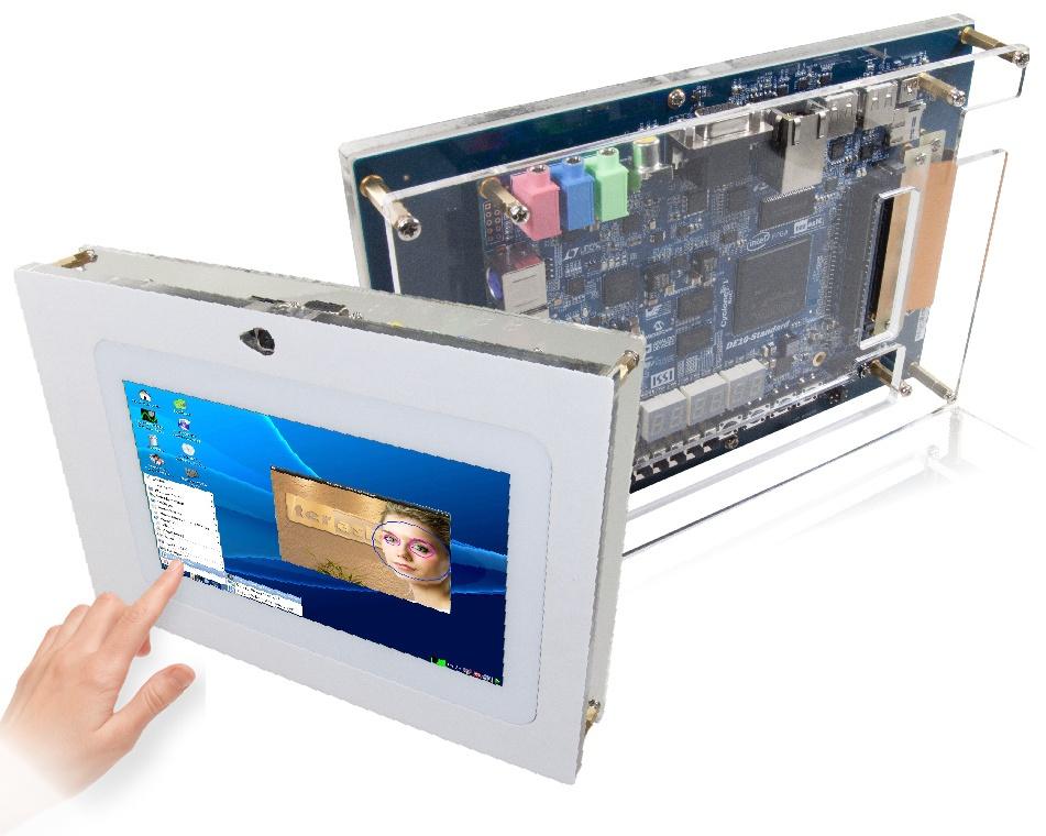Обзор плат на SoC ARM+FPGA. Часть 2. Мир Intel (Altera) - 5
