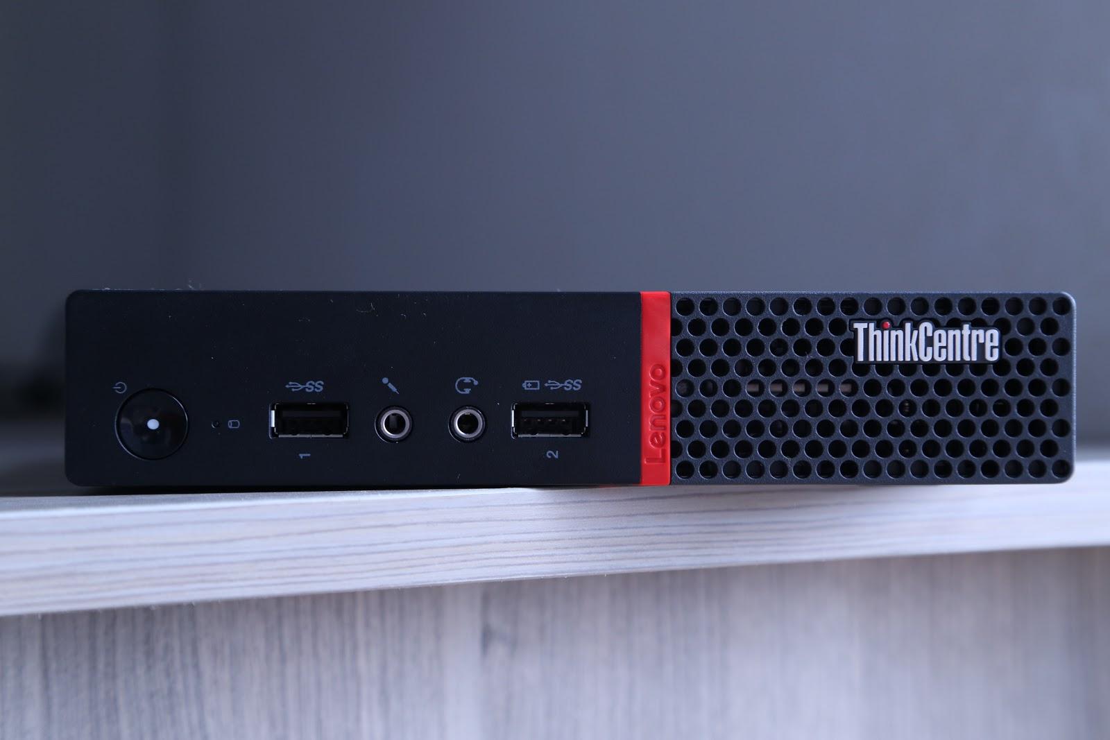 Lenovo ThinkCentre M715q Tiny: волчонок в овечьей шкуре - 14
