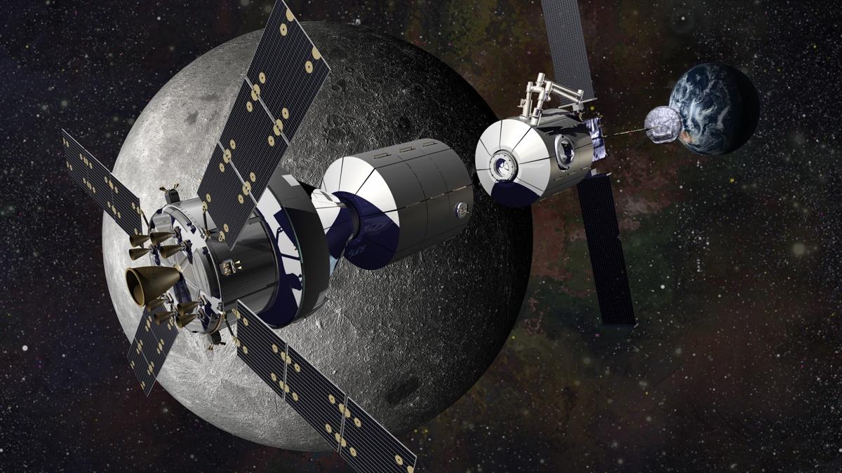 НАСА и Роскосмос подписали совместное заявление об исследовании дальнего космоса - 1
