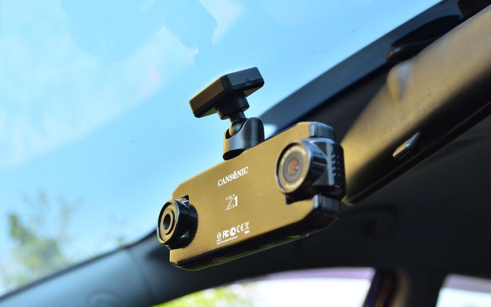 Обзор видеорегистраторов Cansonic Z1 Dual (GPS) и Z1 Zoom (GPS) — два «глаза» лучше, чем один - 15