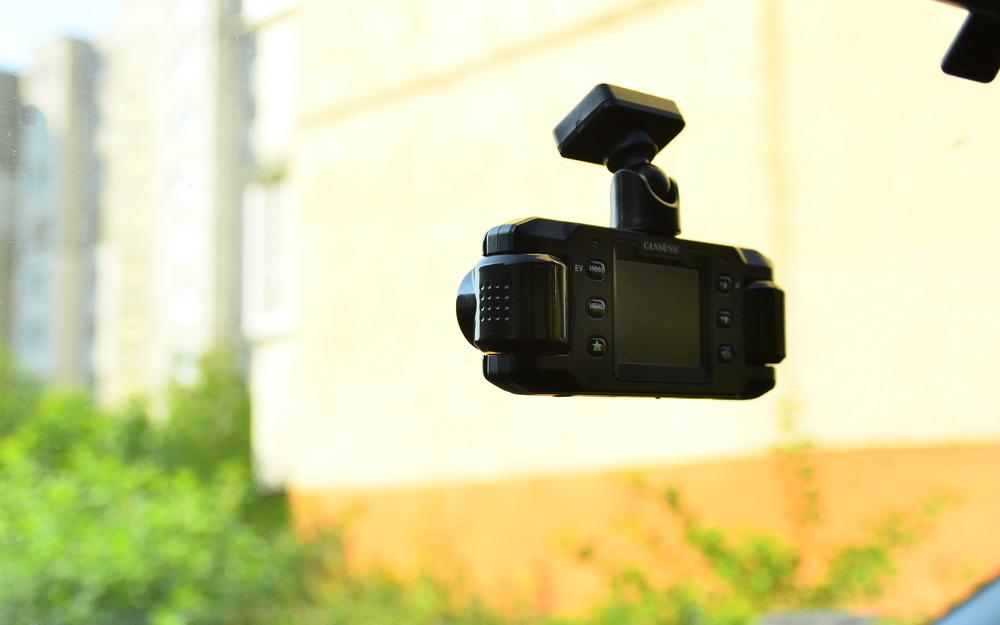 Обзор видеорегистраторов Cansonic Z1 Dual (GPS) и Z1 Zoom (GPS) — два «глаза» лучше, чем один - 16