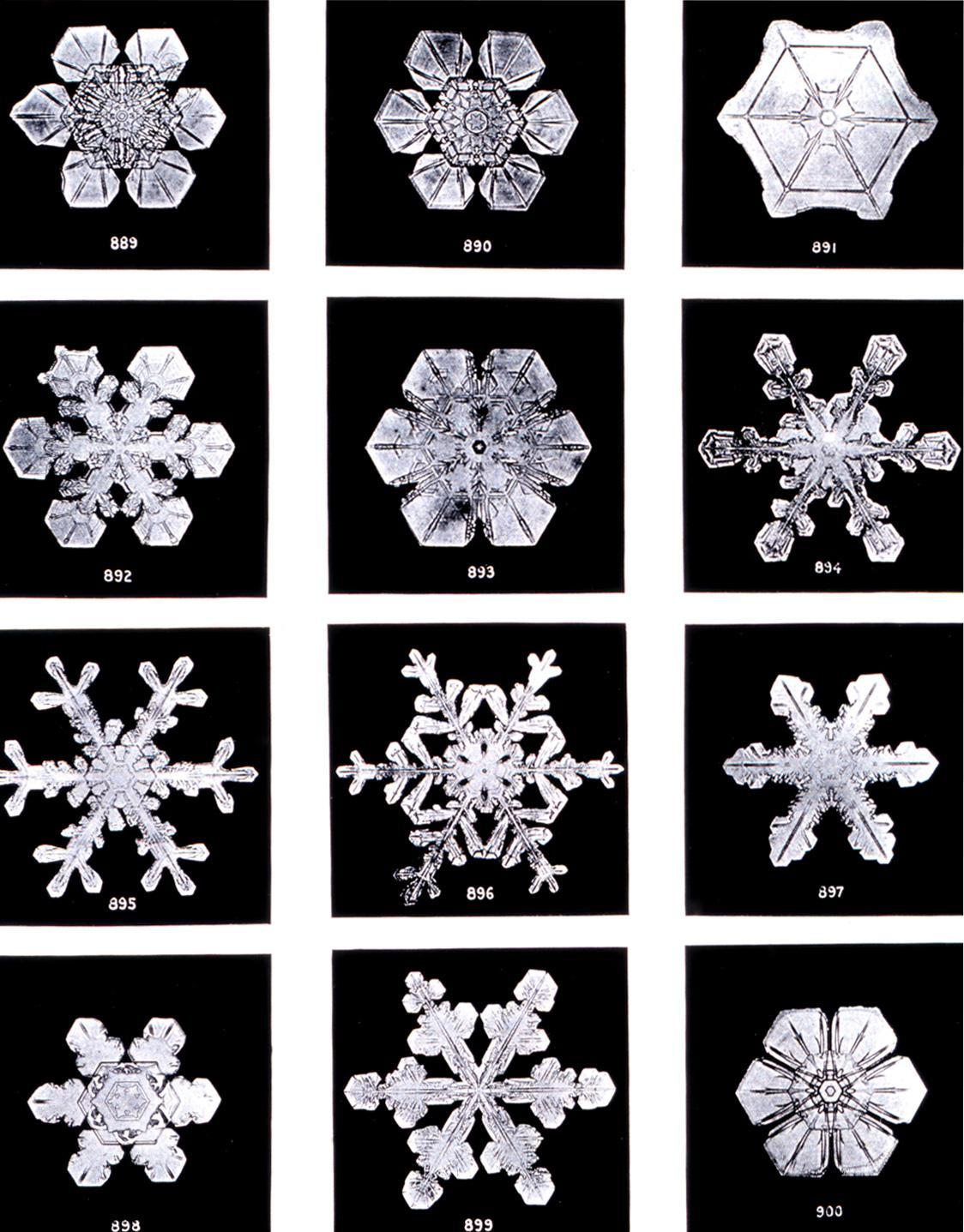 Спросите Итана: могут ли возникнуть две идентичные снежинки? - 3