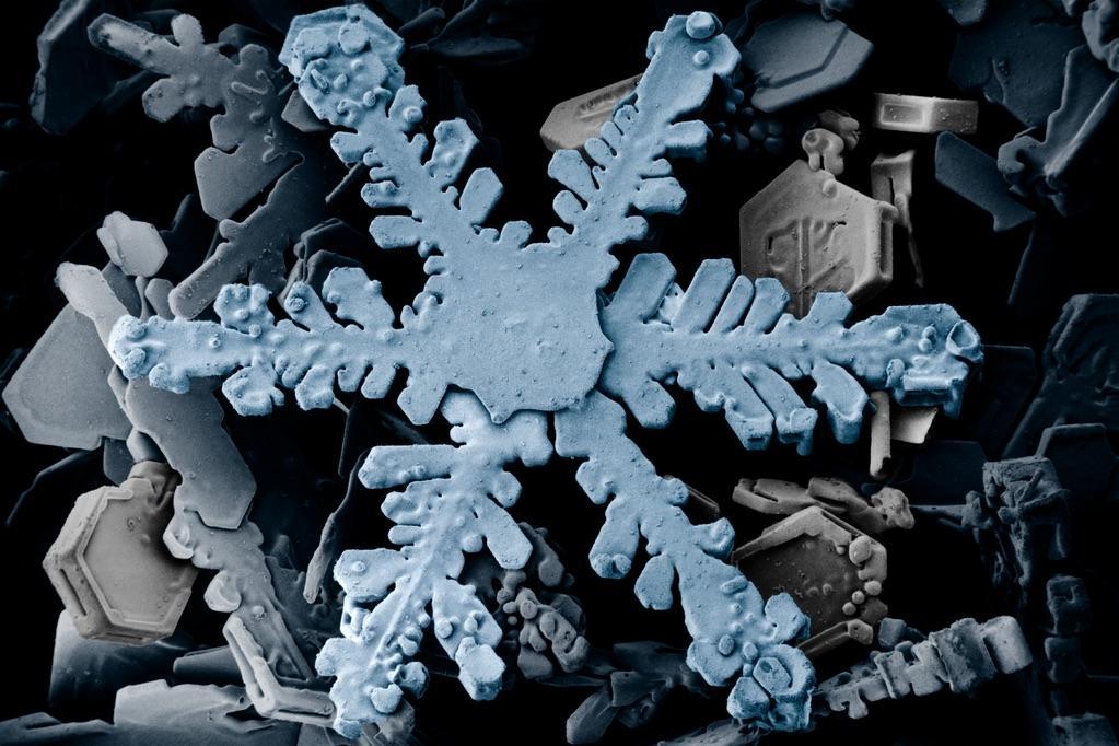 Спросите Итана: могут ли возникнуть две идентичные снежинки? - 6
