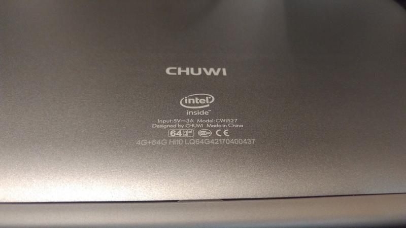 Что может китайский планшет на Atom на примере Chuwi Hi10 Plus - 15