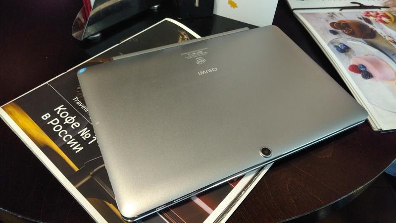 Что может китайский планшет на Atom на примере Chuwi Hi10 Plus - 1
