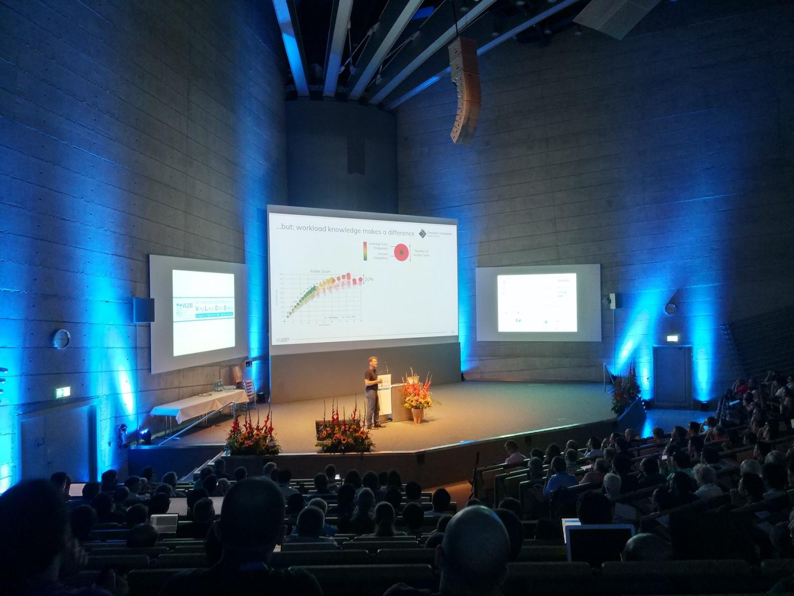 Материалы с VLDB, конференции о будущем баз данных - 2