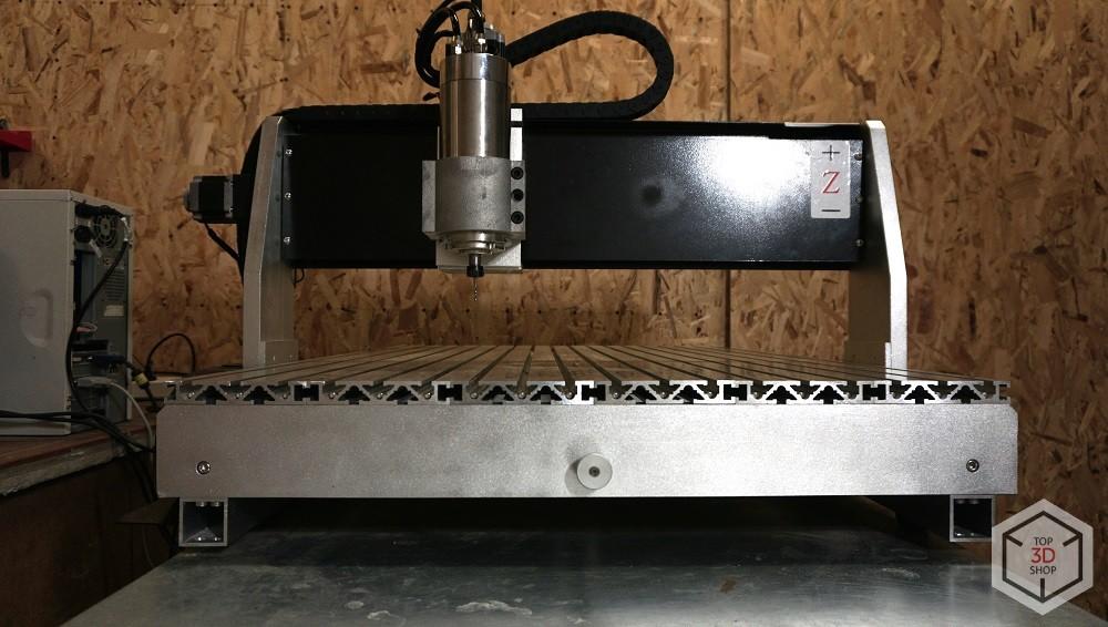 Обзор фрезерного станка с ЧПУ SolidCraft CNC-6090 - 3