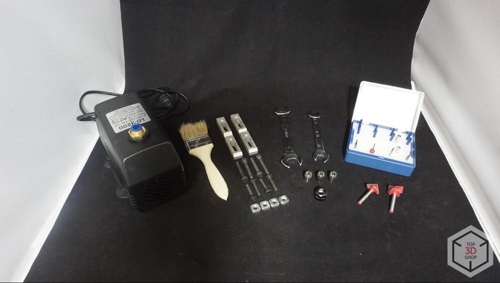 Обзор фрезерного станка с ЧПУ SolidCraft CNC-6090 - 5