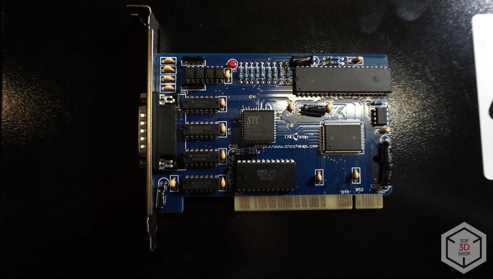 Обзор фрезерного станка с ЧПУ SolidCraft CNC-6090 - 6