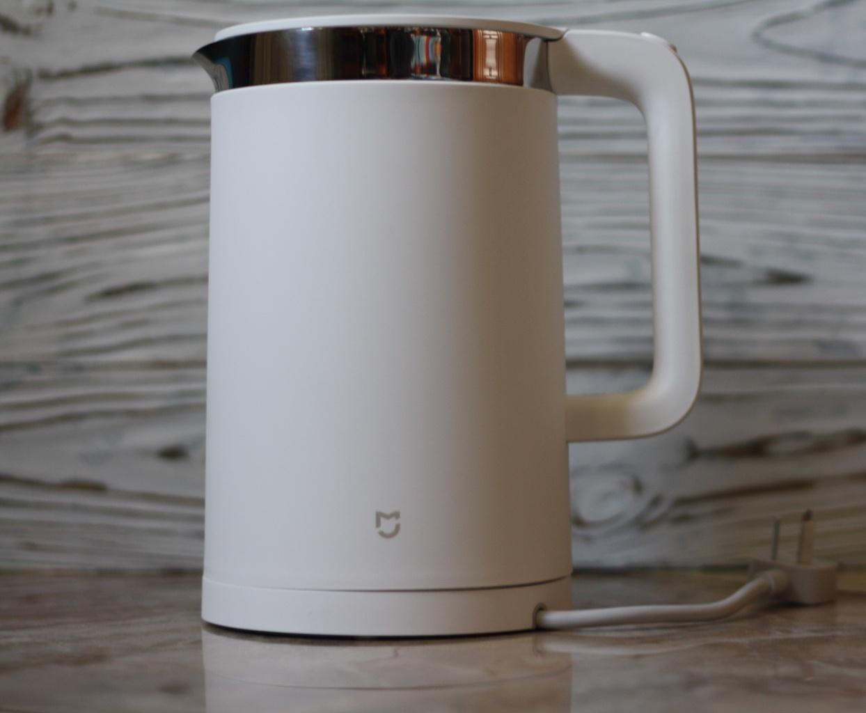 Все время горячая вода с чайником Xiaomi MiJia Smart Kettle - 12