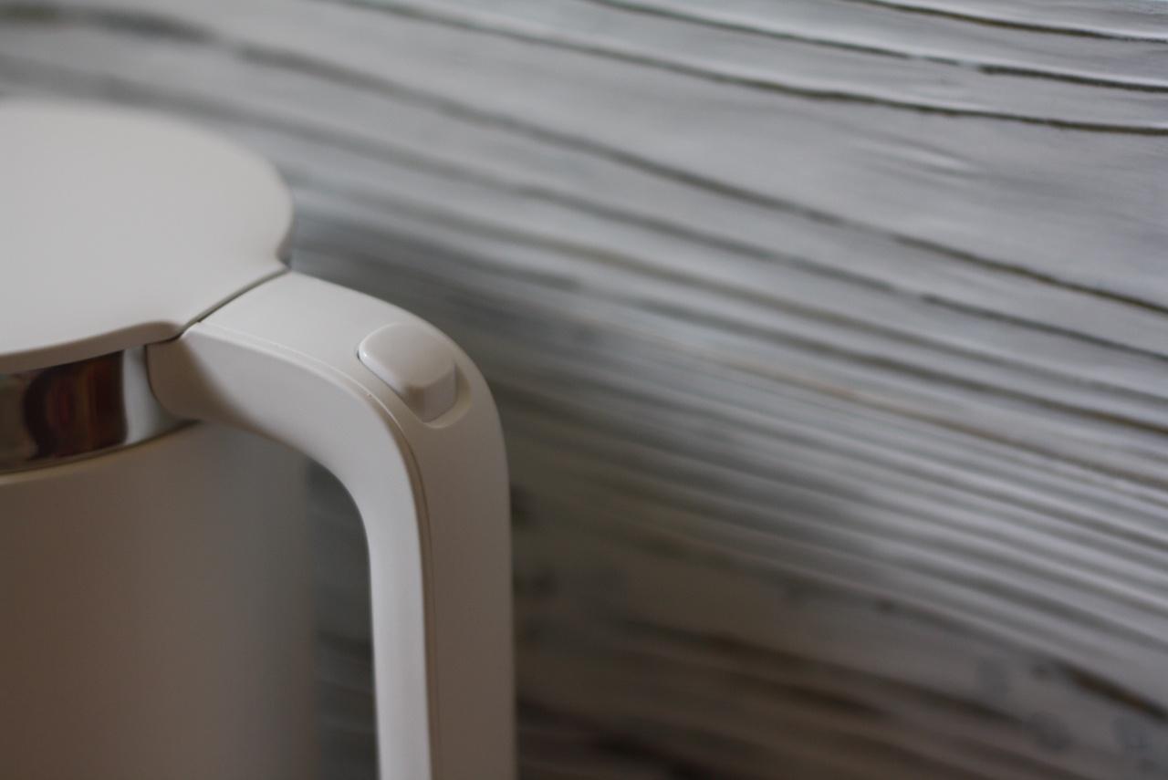 Все время горячая вода с чайником Xiaomi MiJia Smart Kettle - 6