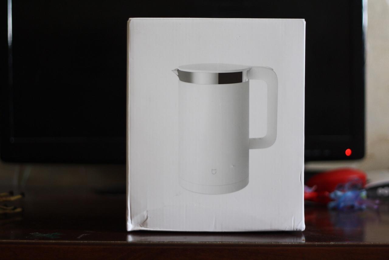Все время горячая вода с чайником Xiaomi MiJia Smart Kettle - 1