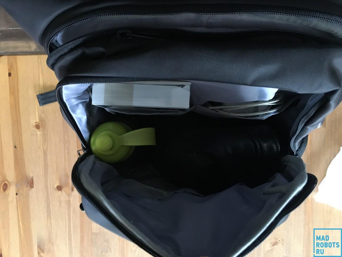 Okira Energy: городской рюкзак и зарядная станция - 8