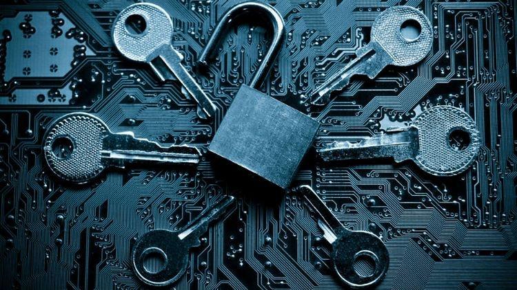 Криптоалгоритмы. Классификация с точки зрения количества ключей - 1