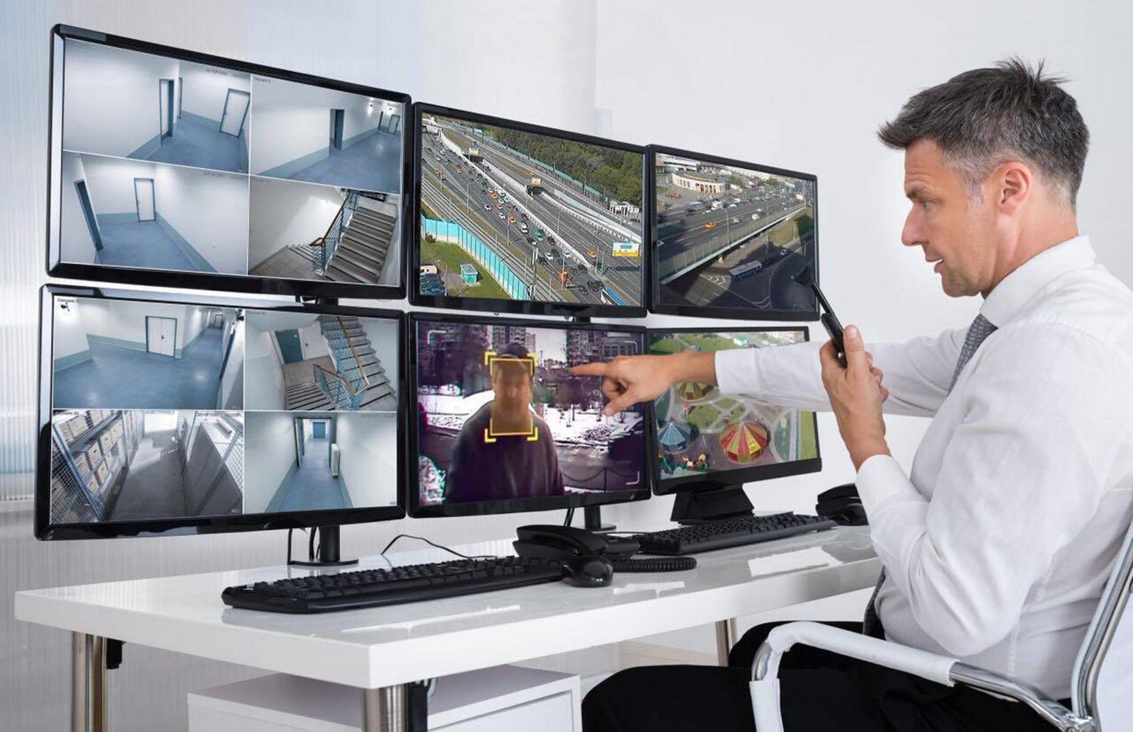 В Москве заработает система распознавания лиц через камеры видеонаблюдения - 1