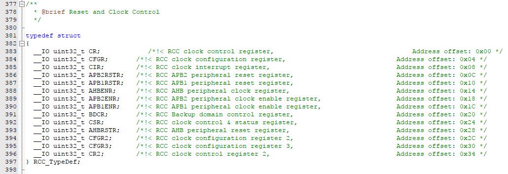 Начинаем изучать STM32: Что такое регистры? Как с ними работать? - 11