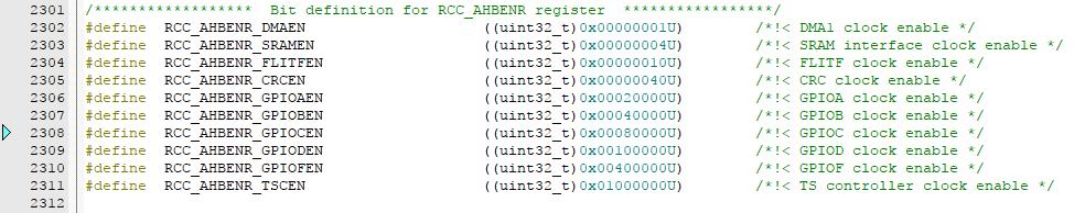 Начинаем изучать STM32: Что такое регистры? Как с ними работать? - 12