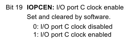 Начинаем изучать STM32: Что такое регистры? Как с ними работать? - 7