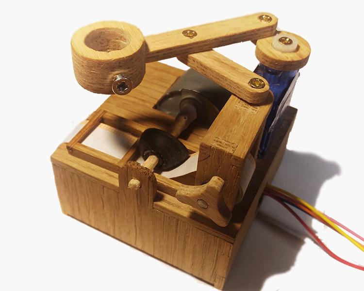 Учим Arduino печатать телеграммы - 24