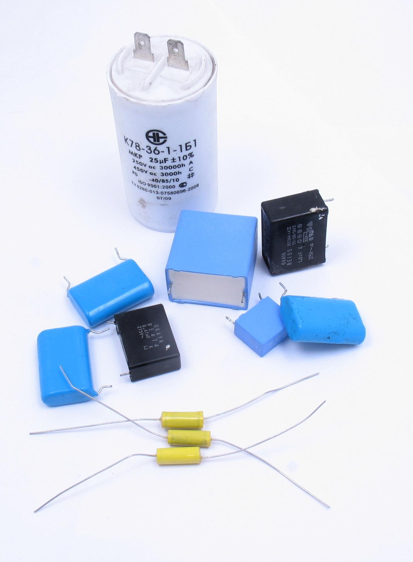 Руководство по материалам электротехники для всех. Часть 8 - 7
