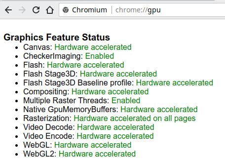 Выжимаем все соки из Chromium на Linux - 2