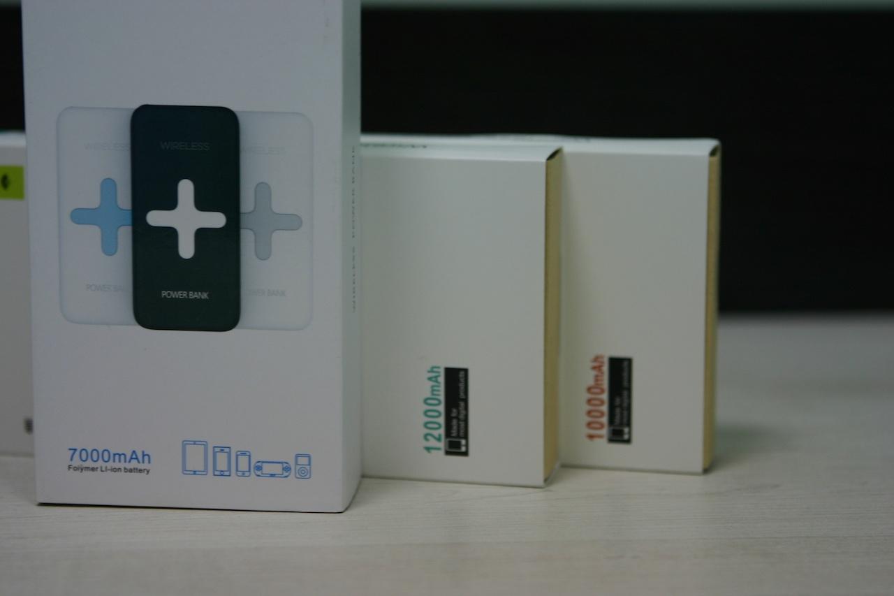 PowerBank Okira с беспроводной зарядкой одновременно будет заряжать до 3 устройств - 2