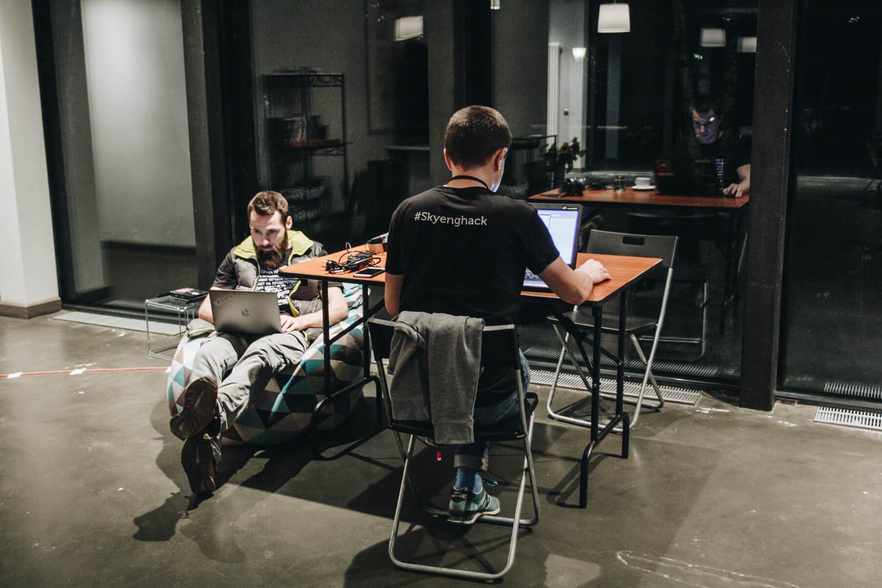 Первый хакатон Skyeng: 15 рабочих проектов за два дня - 9