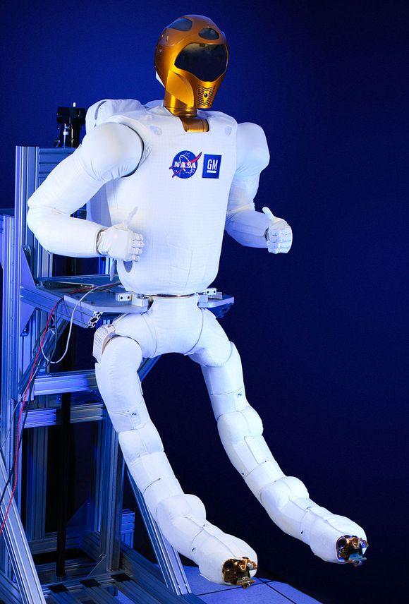 Роботы стремятся к звёздам - 11