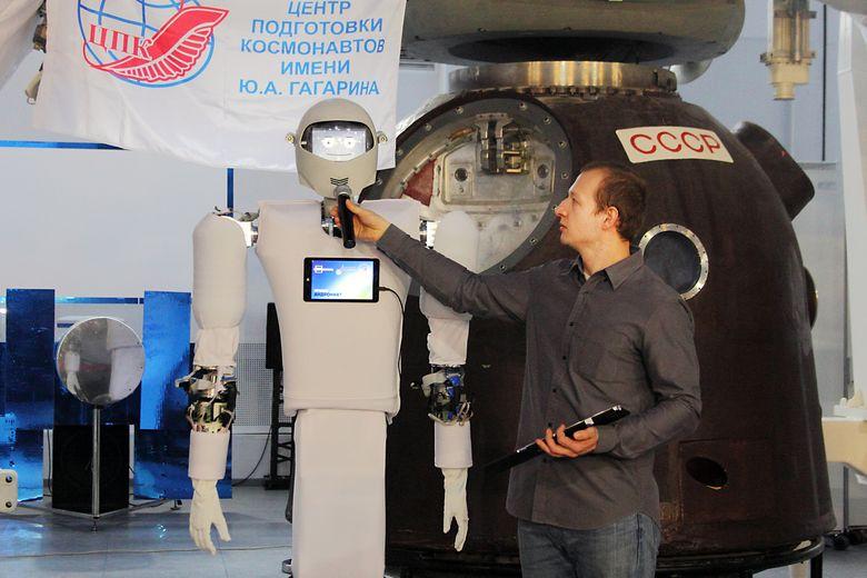 Роботы стремятся к звёздам - 13